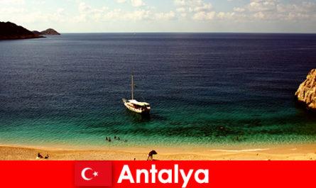 Emigrate to Turkey to Antalya
