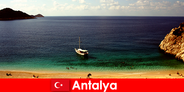 Emigrate to Turkey to Antalya