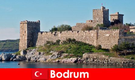 Vacation in Bodrum Turkey