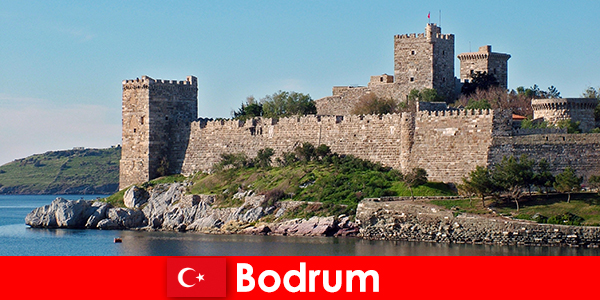 Vacation in Bodrum Turkey
