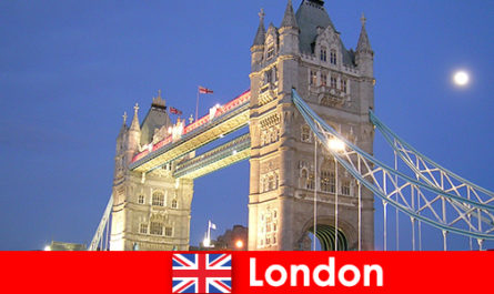 England London city trip to the world metropolis