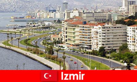 Islands in Turkey Izmir