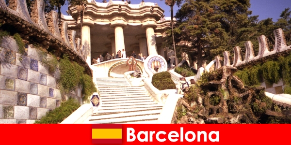 The best highlights and sights for tourists in Barcelona