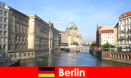 Tips for a family vacation with children in Berlin Germany