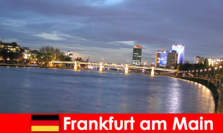 Exclusive luxury trips to the city of Frankfurt am Main in Nobel Hotels