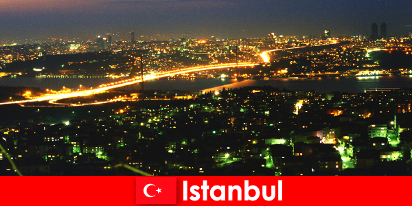 Big city Istanbul always worth a visit for tourists