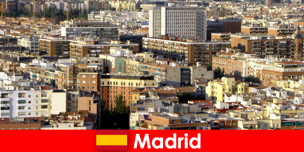 Travel tips and information about the capital Madrid in Spain