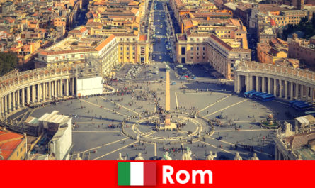 Best time to go to Rome - weather, climate and recommendations