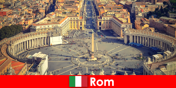 Best time to go to Rome – weather, climate and recommendations