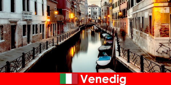 Top sights in Veni-ce – travel tips for beginners