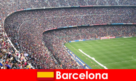 Barcelona for tourists a dream trip with sport and adventure