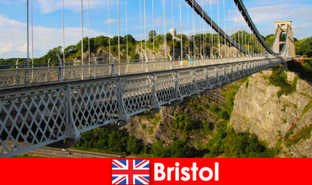 Outdoor activities in Bristol with tours or excursions