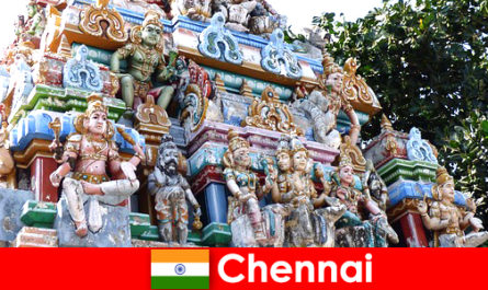 Sights, tours and activities in Chennai for strangers there is no boredom
