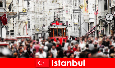 Istanbul sightseeing information and travel tips