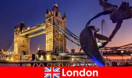 London a modern expensive capital known for its traditions