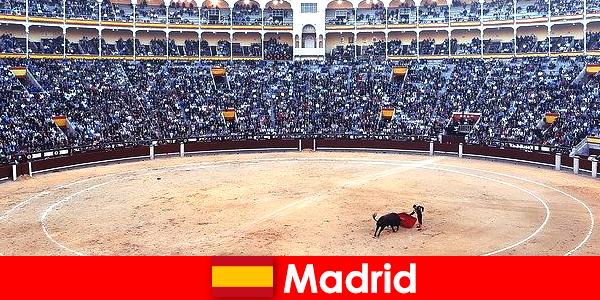 Traditional festivals in Madrid amaze every stranger