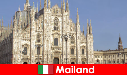 Exclusive travel to Milan Italy art culture