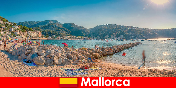 Mallorca with the world famous party mile and beautiful beaches