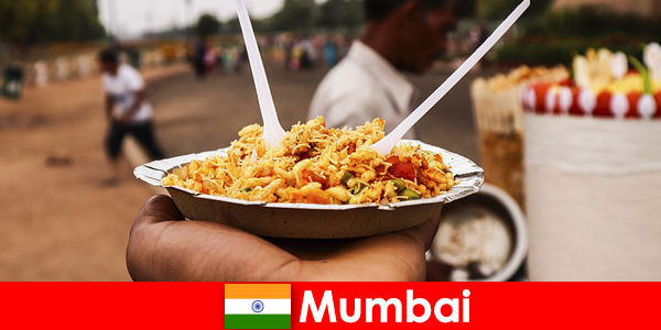 Mumbai is a place known to tourists for its street vendors and food