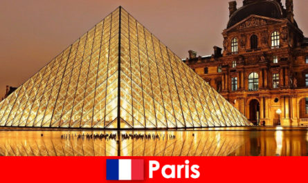 Paris vacation with family and children what to consider