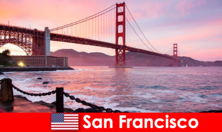 Experience luxury vacations in the United States San Francisco