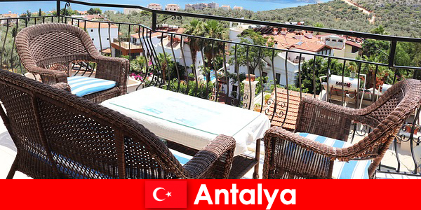 Hospitality in Turkey is again confirmed by tourists in Antalya