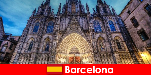 Barcelona inspires every guest with testimonies of millennia-old culture