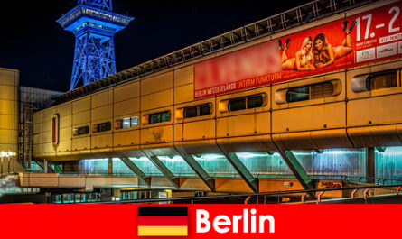 Experience Berlin nightlife with brothels and noble escort models