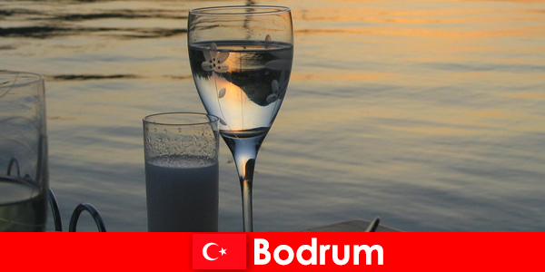 In Turkey Bodrum discos clubs and bars for young tourists
