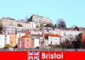 Bristol the city with youth culture and a friendly atmosphere for strangers