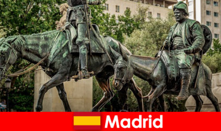 Madrid is a crowd-puller for every art museum lover