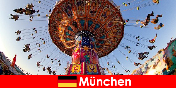 International sporting events and Oktoberfest in Munich are an attraction for guests