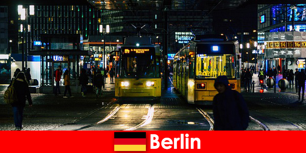 Prostitution in Berlin with hot escort whores from the nightlife