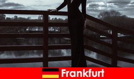Sensual manager escorts in Frankfurt am Main pamper their clients from head to toe