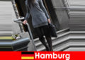 Elegant ladies in Hamburg spoil travelers with exclusive discreet escort service