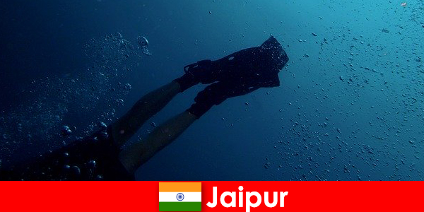 Water sports in Jaipur are the top tip for divers