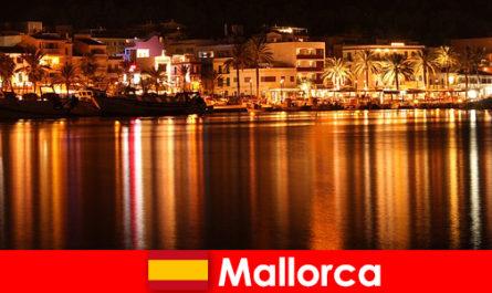 Night life in Mallorca with pretty women from the erotic scene