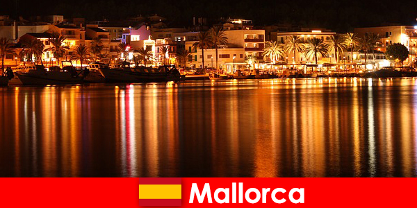 Night life in Mallorca with pretty women from the erotic scene
