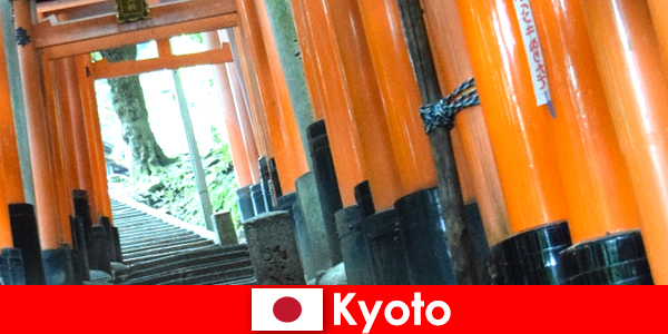 Kyoto the fishing village in Japan offers various UNESCO attractions