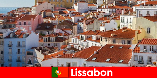 Lisbon the coastal city top travel destination with beach sun and delicious food