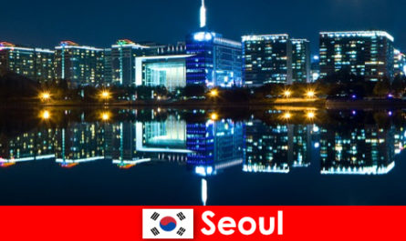 Seoul in South Korea is a fascinating city that shows tradition with modernity