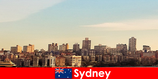 Sydney is known among foreigners as one of the most multicultural cities in the world