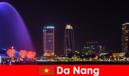 Da Nang is an imposing city for newcomers to Vietnam