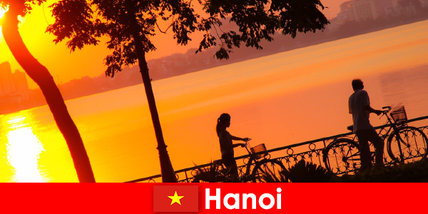 Hanoi is endless fun for travelers who love hot temperatures