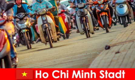 Ho Chi Minh City is always a pleasure for cyclists and sports enthusiasts