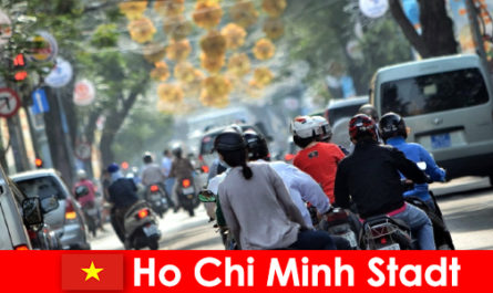 Ho Chi Minh City HCM or HCMC or HCM City is famous as Chinatown