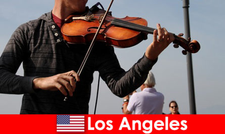 Must-see attractions in Los Angeles for international travelers