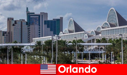 Orlando is the most visited tourist destination in the United States