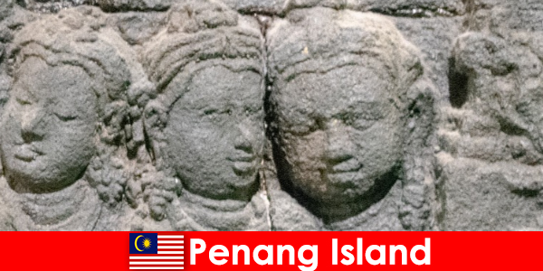 Penang Island has many sights and great highlights rolled into one