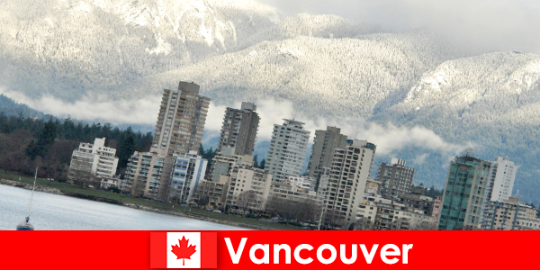 Vancouver, the wonderful city between ocean and mountains, opens up many opportunities for sports tourists